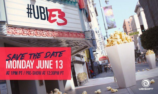 E3 2016 (N°4 Ubisoft)
