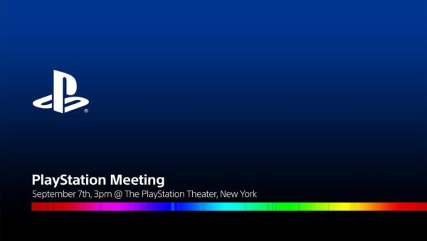 Playstation Meeting (07 Septembre 2016)