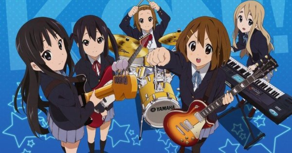 Anime / Manga : K-ON!