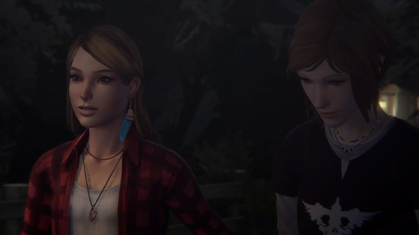 Life is Strange : Before the Storm (Épisode 2 : Splendide Nouveau Monde) - 2017