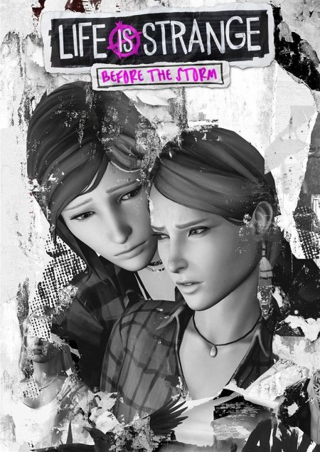 Life is Strange : Before the Storm (Épisode 3 : L'Enfer est Vide) - 2017
