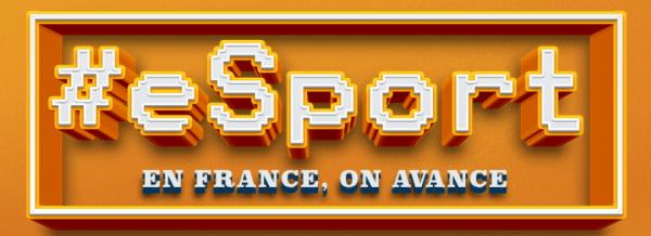 Promotion de l'Esport par le Gouvernement français (27/10/16)