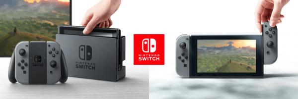 Nintendo Switch, tout ce qu'il faut savoir (05/11/16)