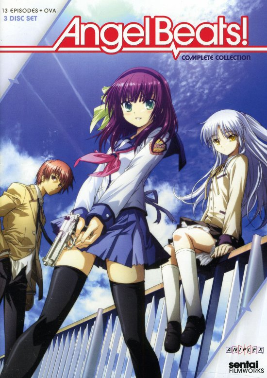 Anime / Manga : Angel Beats!
