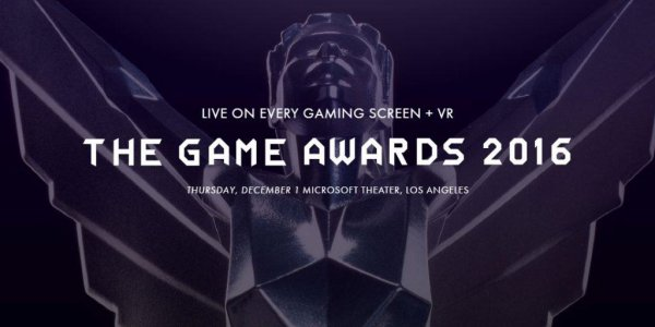 The Game Awards 2016 - Les Nommés (19/11/16)
