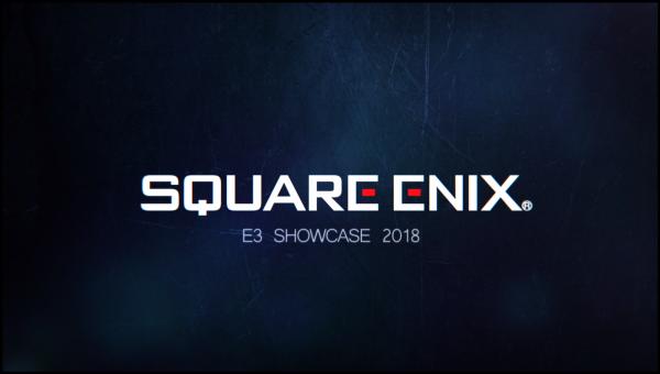 Conférence Square Enix (E3 2018)