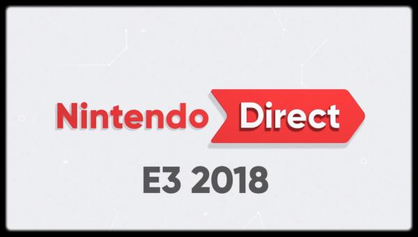 Conférence Nintendo Direct (E3 2018)