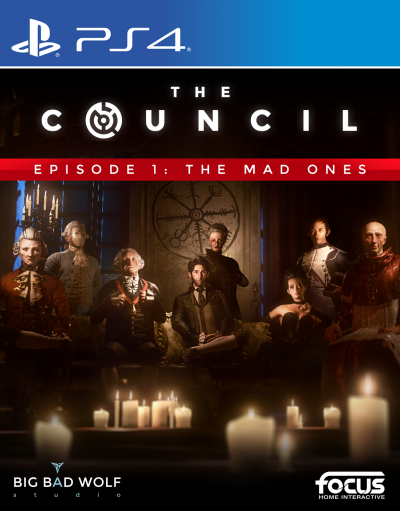 The Council (Épisode 1 : The Mad Ones) - 2018
