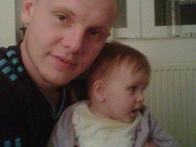 moi et ma fille eva