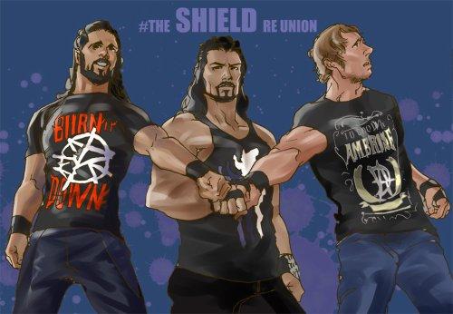 Un tag sur la WWE !