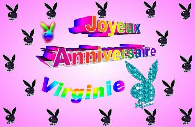 Bon Anniversaire Virginie Les Cassis