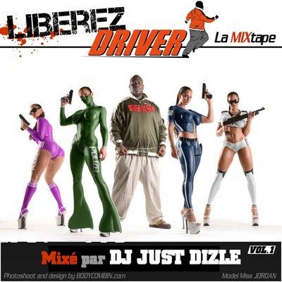 Libérez Driver  / Un Mec Cool Feat Dogmaster  (2010)