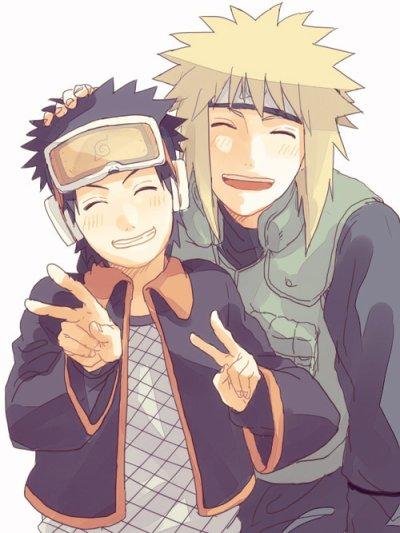Obito & Minato