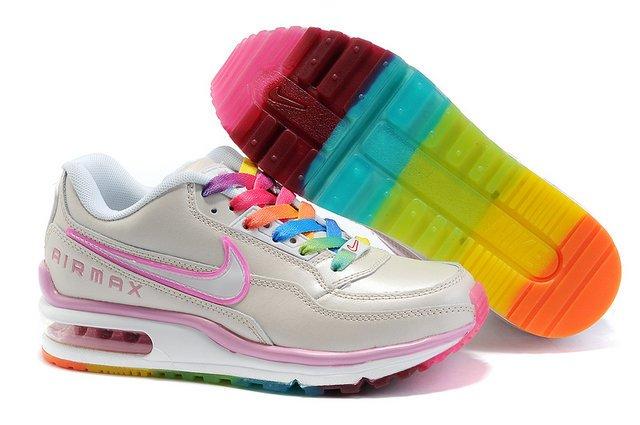 Günstig damen Nike Air Max TN Schuhe Grau rot : Nike Air Max
