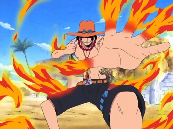 Il devrait y avoir un épisode of Ace dans One Piece