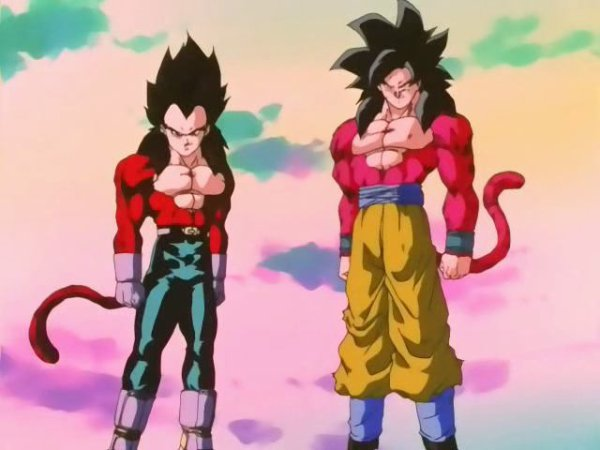 Les 7 raisons d'aimer Dragon Ball Gt