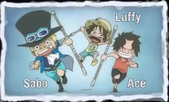 Perso de One Piece enfants 3