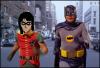 Batman et... Robin? (J'étais sûr qu'on allait la sortir celle la)