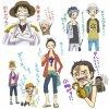 Les nouvelles imitations de Luffy
