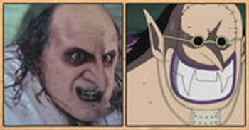 Théorie:Batman sera-t-il dans One Piece?