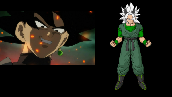 Les inspirations de l'arc Trunks (selon moi)