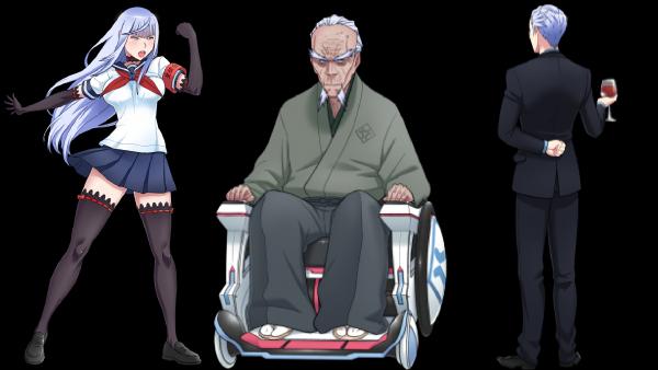 Les personnages les plus intéressants de Yandere Simulator