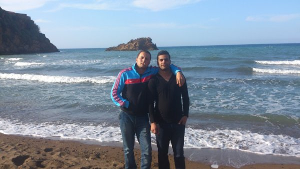 mon ami et mon frere