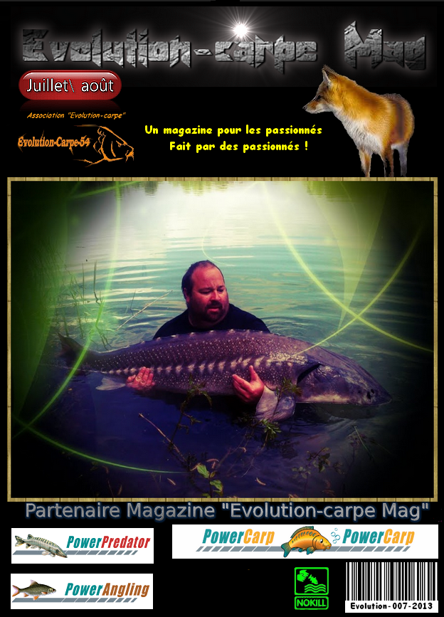 "Magazine Gratuit ""Evolution-carpe Mag"""