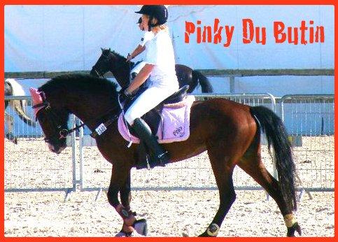 Julie et Pinky Du Butin .