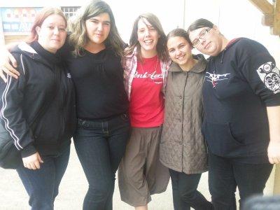 Des filles et des amie super...!!