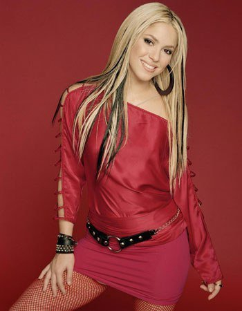 shakira is my style !!