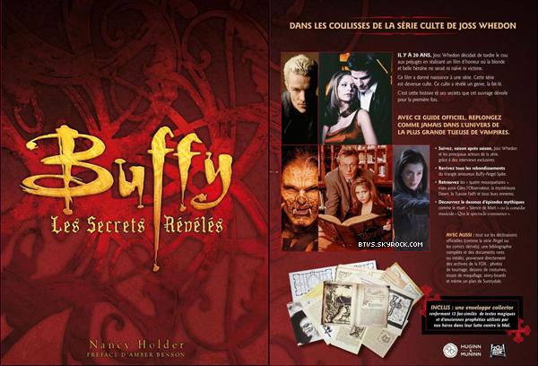 Encore une bonne nouvelle pour les fan de buffy contre les vampires