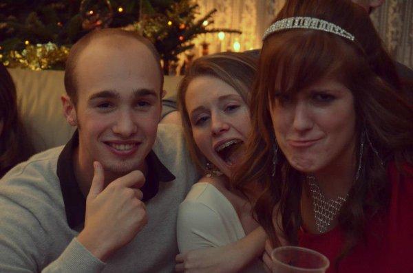 Quelques photos épiques du Nouvel An