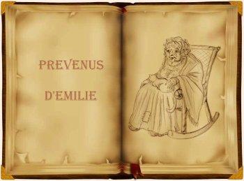 ¤ Prévenus (es) et Répertoires ¤