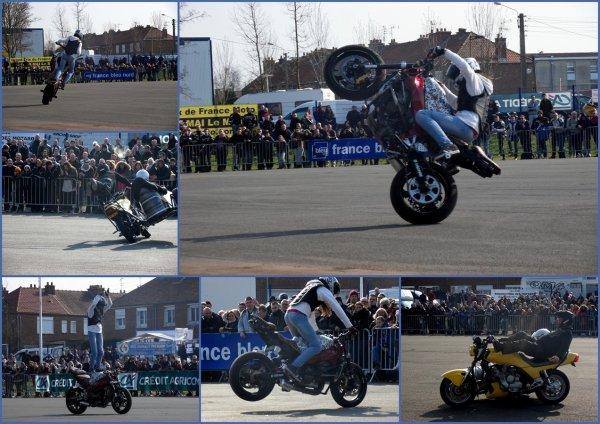 36ième SALON DE LA MOTO A PECQUENCOURT, CE SAMEDI 14/03/2015
