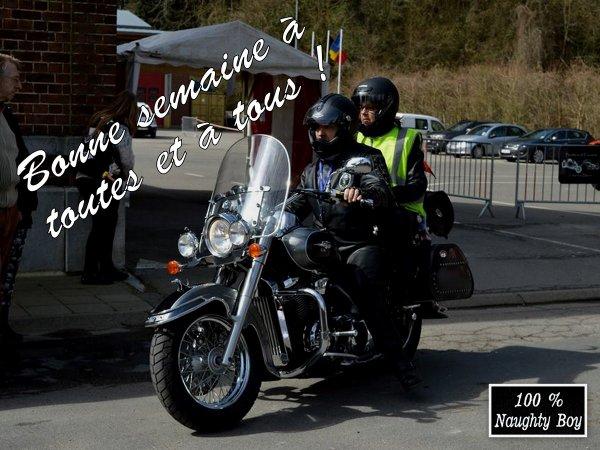 BONNE SEMAINE APRES CE WEEK END DE OUF...