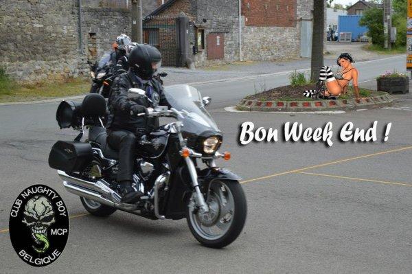 TRES BON WEEK END A TOUTES ET A TOUS !!!