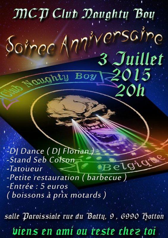 DERNIERE LIGNE DROITE AVANT NOTRE 1ere SOIREE !!!