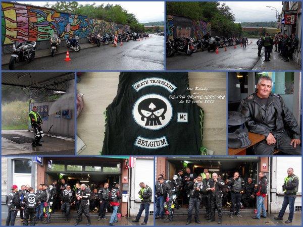 BALADE DES DEATH TRAVELERS MC CE SAMEDI 25/07/2015