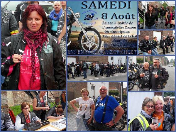 "BALDE DES ""AM LES ZAZOUS"", CE SAMEDI 8/08/2015"