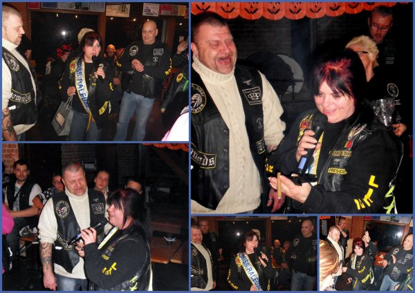 "SOIREE HALLOWEEN CHEZ LES ""MC CHACAL BIKERS"" CE 31/10/2015"