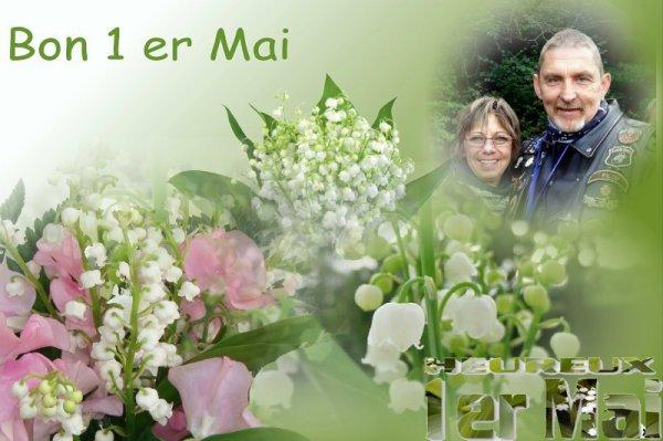 EXCELLENT 1er MAI  ET BONNE SEMAINE !!!