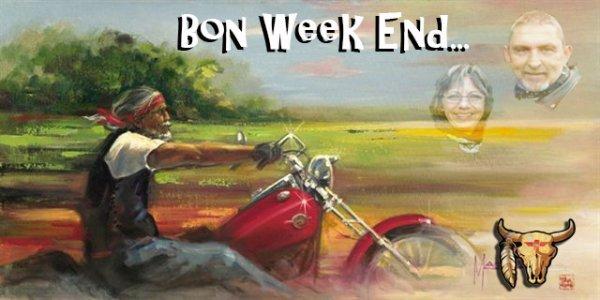 BON WEEK END ET MERCIIII POUR VOS CADEAUX...