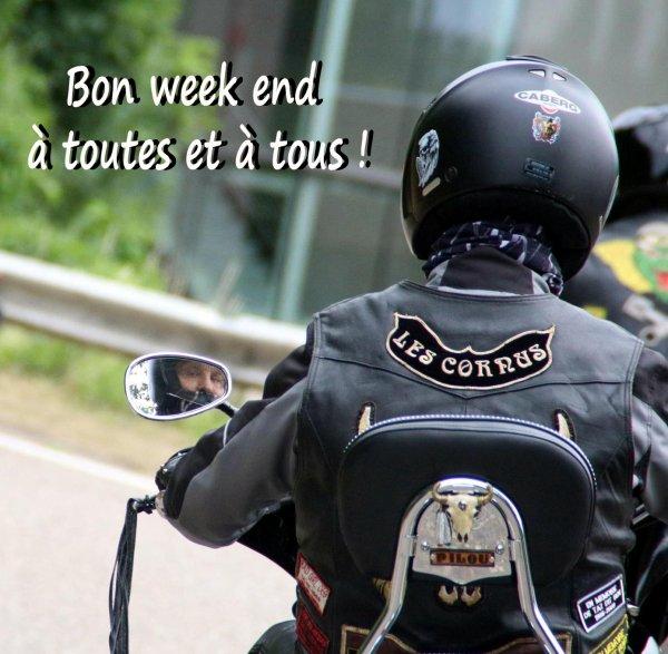 BON WEEK END !!!