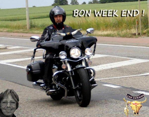 EXCELLENT WEEK END !!!