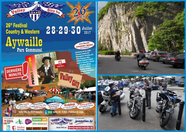 FESTIVAL COUNTRY A AYWAILLE CE 30/07/2017