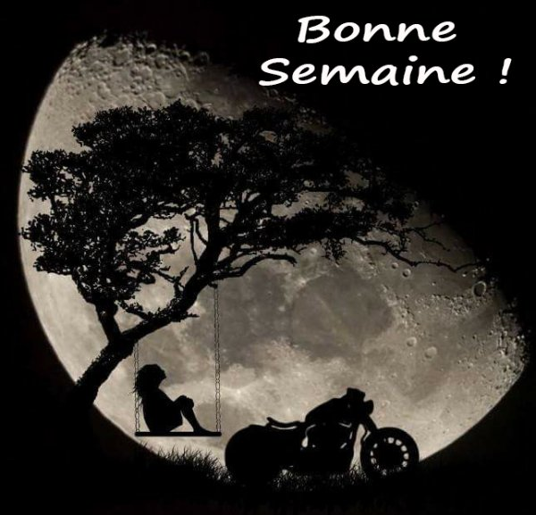 BONNE SEMAINE LES AMI(E)S...