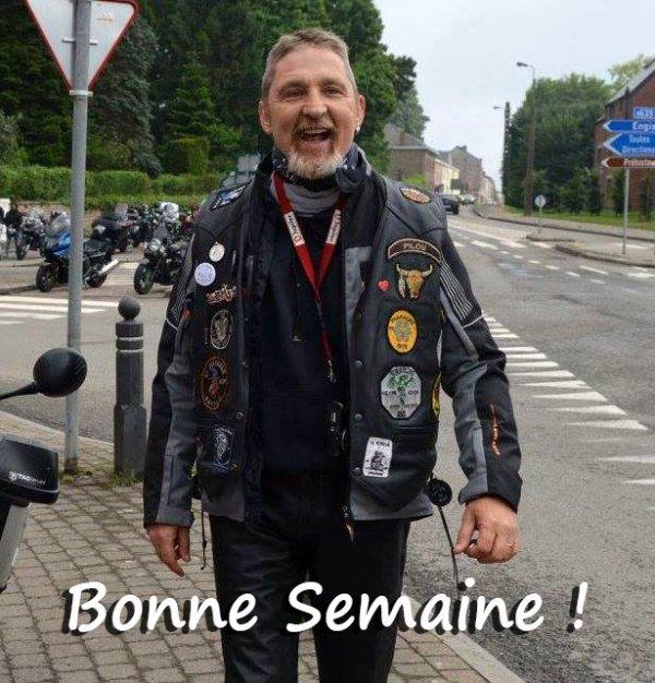 BONNE SEMAINE A TOUTES ET A TOUS !!!