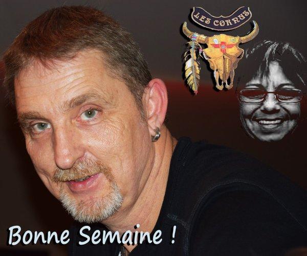 BONNE SEMAINE !