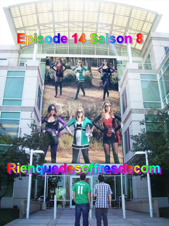 Saison 8 - Episode 14